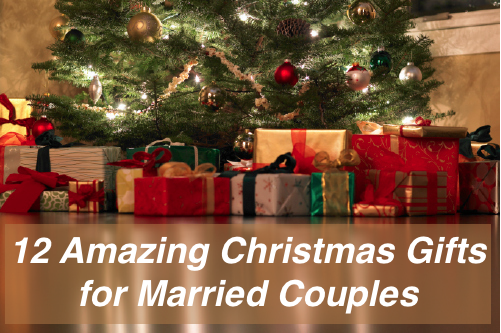 12 amazing christmas gifts for married couples. Black Bedroom Furniture Sets. Home Design Ideas