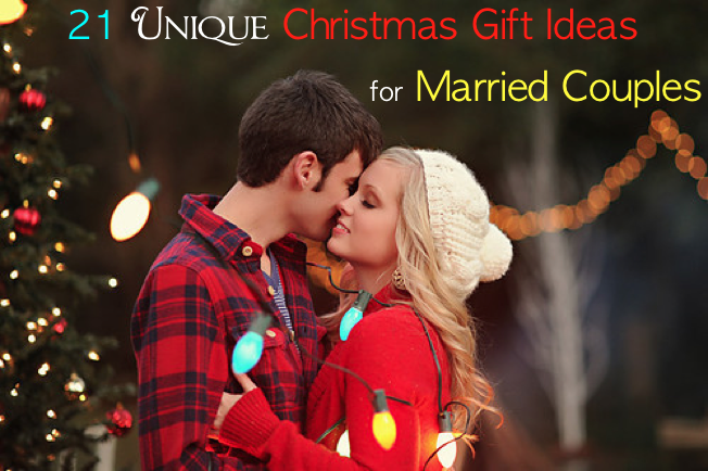 Good gift ideas for couples for christmas
