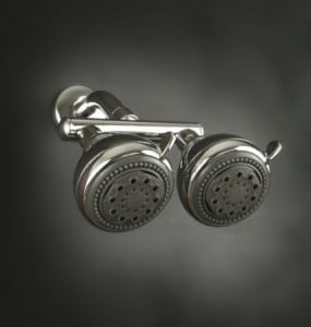 Neptune Dual Shower Heads