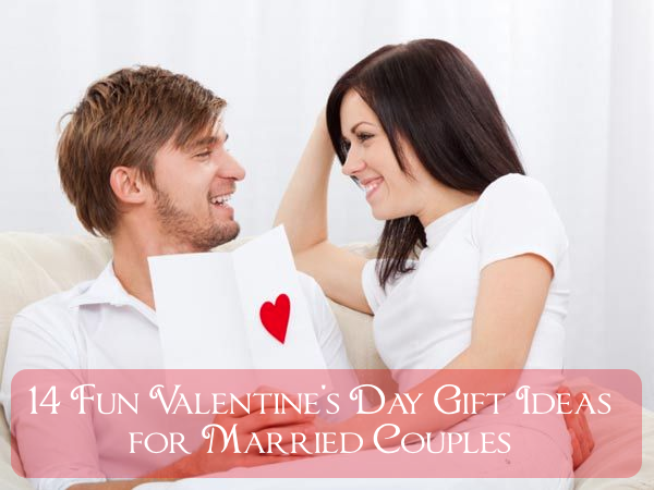 14 Fun Valentines Day Gift Ideas for Married Couples   ONE VAe34Fud
