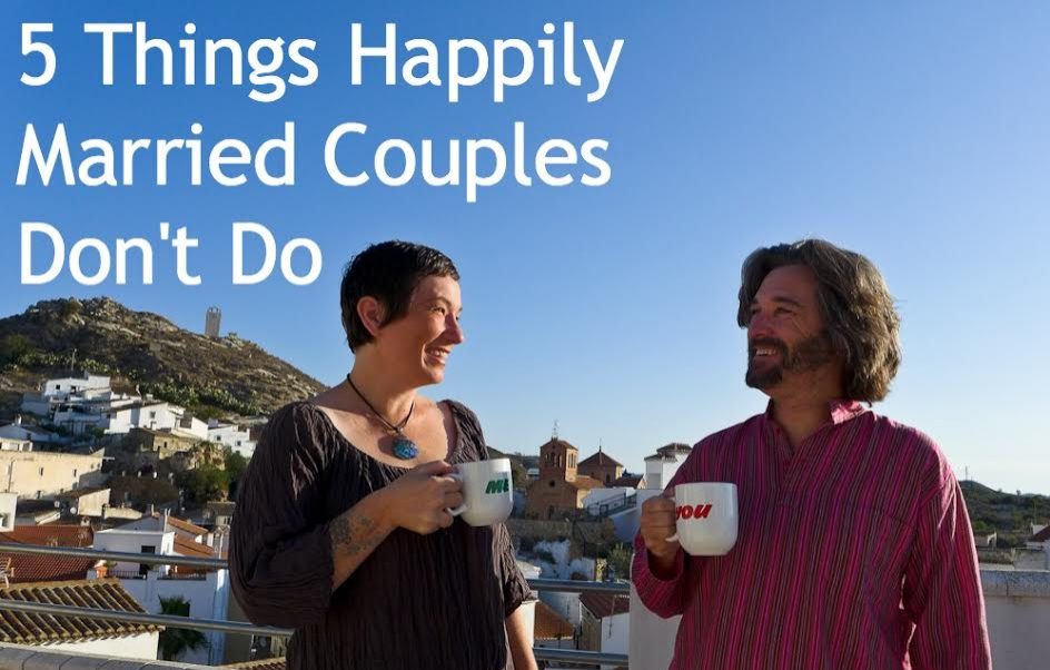 Things happily married couples don t do one extraordinary marriage
