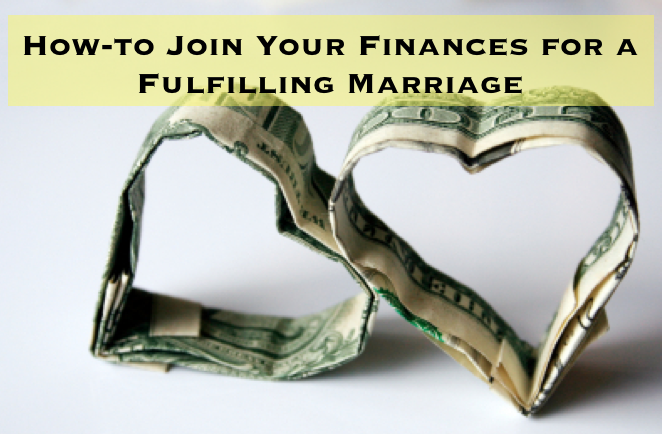 Finances and Marriage