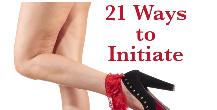 how to initiate a sex