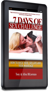 7 Days of Sex Challenge kindlefire