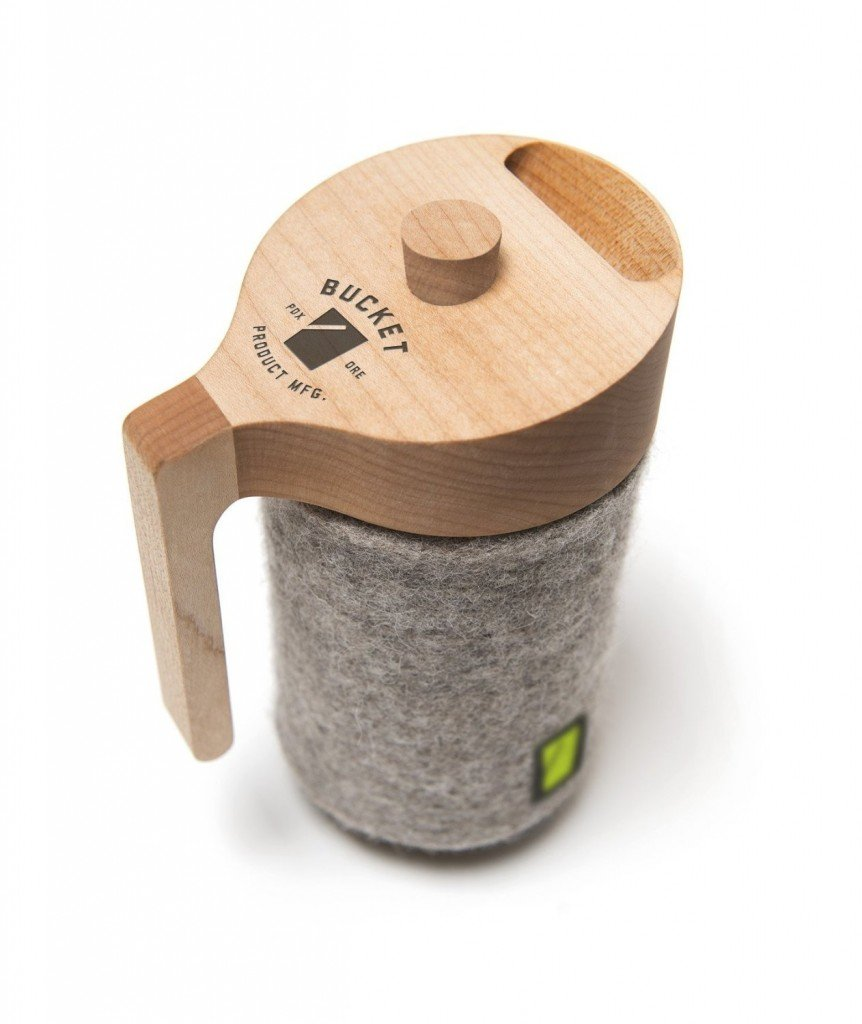 101 Gifts Mason Coffee Press