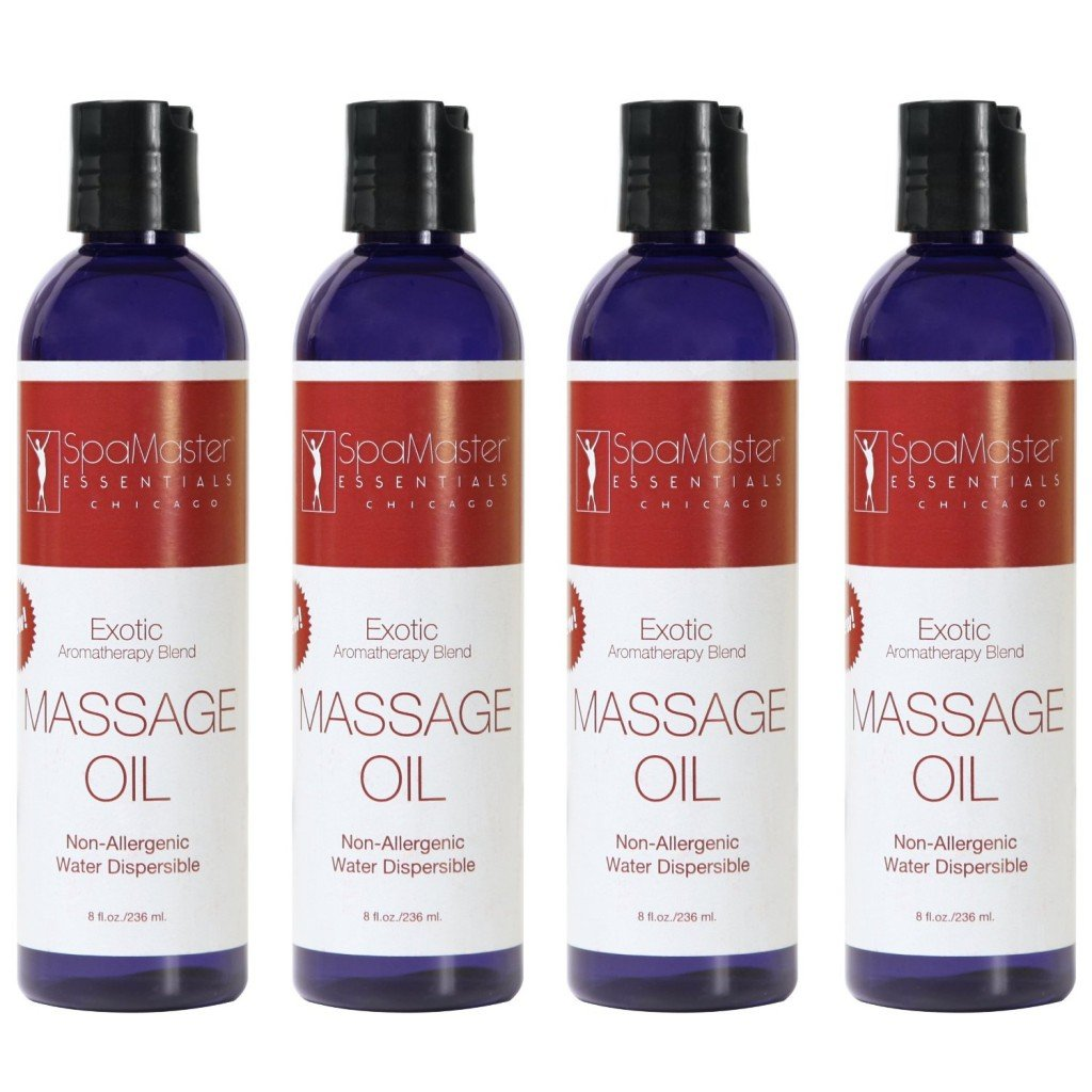 101 Gifts Massage Oil