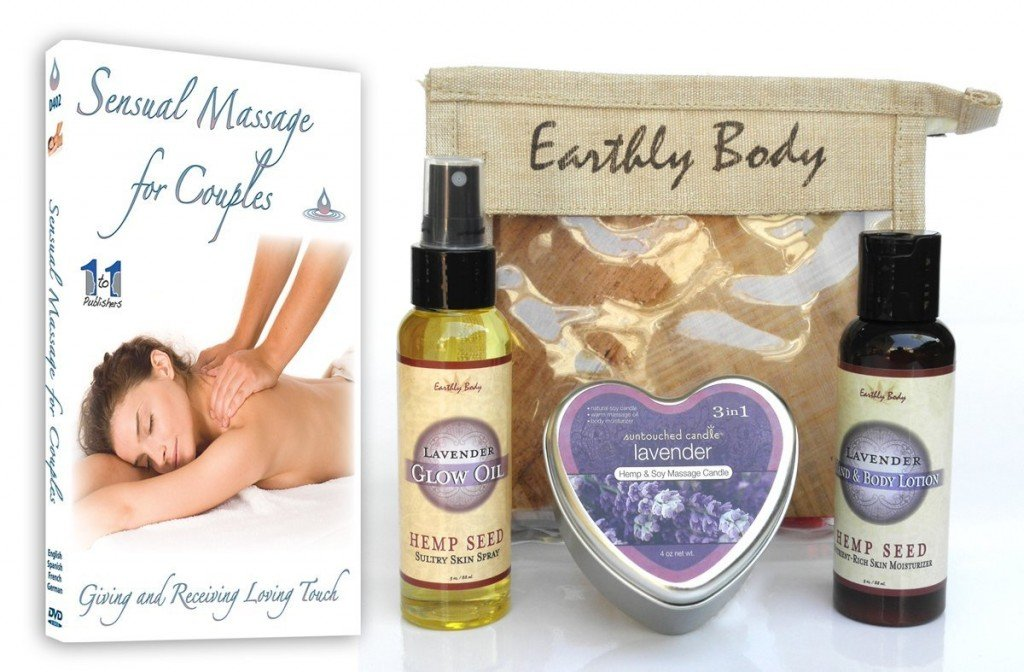 101 Gifts Sensual Massage