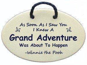 Grand Adventure Winnie the Pooh