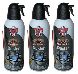 Dust Off Compressed Air